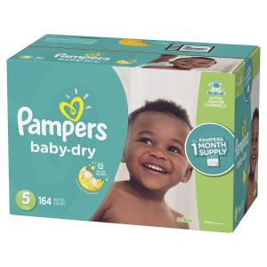 Wholesale diaper for baby: Pampers Diapers Baby Dry Size 6 Protect for 12 Hour Pack of 64