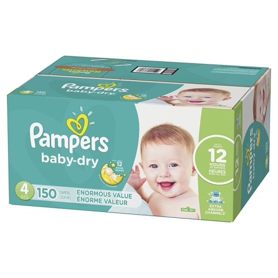 Sell Pampers Baby-Dry Size 4, 160 4 Kg),