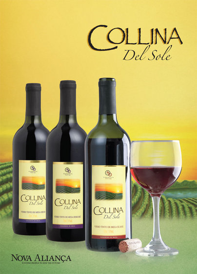 Wine Collina Del Sole Id 8399222 Product Details View