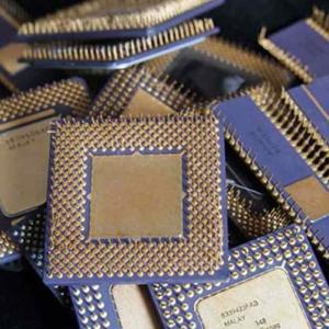 Wholesale RAMs: CPU CERAMIC PROCESSOR SCRAPS , RAM SCRAPS, MOTHERBOARD / Intel Pentium Pro Ceramic