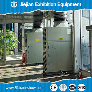 Wholesale central air conditioner: Packaged Central Industrial Air Conditioner for Outdoor Exhibition