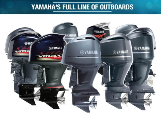 40-300HP 4-Stroke Outboard Motor / Outboard Engine / Boat Motor Compatible for Yamaha