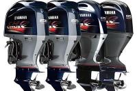 New Yamaha Outboard Motor 40-300 HP 4 Stroke in Stock and 40% Discount