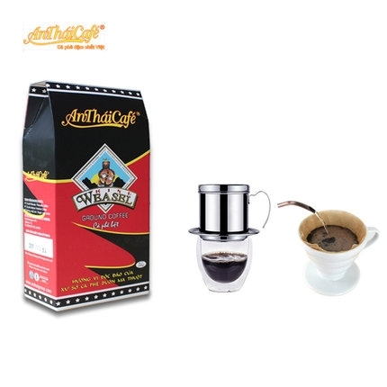 High Quality Roasted Beans Coffee From VIETNAM