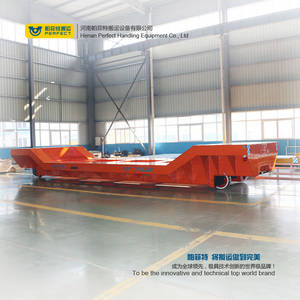 Wholesale transport: Low Speed Industrial Transportation Loading and Unloading Trailer