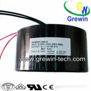 Wholesale winding resistance tester: Grewin Toroidal Waterproof Transformer with IEC