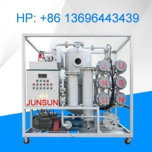 Wholesale oil degassing: High-End High-Vacuum Dielectric Oil/ Insulation Oil/ Transformer Oil Filtration & Dehydration Plant