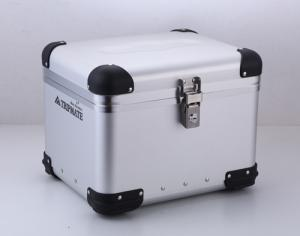 Wholesale 40liter topcase: Motorcycle Aluminium Topcase Tail Box 40L