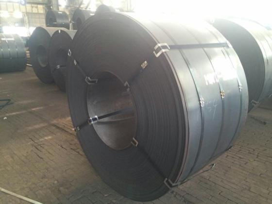 Sell Hot rolled steel coils