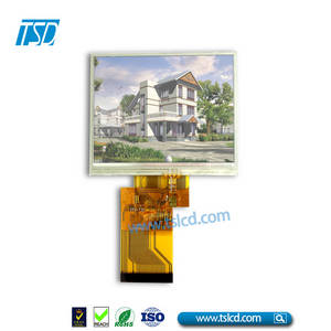 Wholesale lcd module: TSD TSLCD 3.5 Inch TFT LCD Module with Touch
