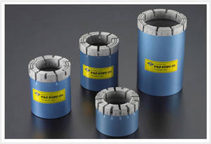 Wholesale imp core bits: [Mining,Exploration,Drilling] Impregnated Diamond Core Bit