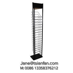Wholesale Display Racks: Natural Stone Display Stand,Granite Sample Chip Display Tower SR004