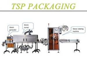 Wholesale sleeve labeling machine: Best Full Automatic Sleeve Labeling Machine for All Kinds of Bottle Supplier TSP SLM-150