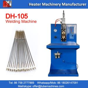 Wholesale wire bending machine: DH-105 Pneumatic Pulse Spot Welding Machine for PIN-coil