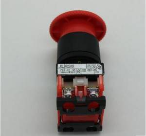 Wholesale Push Button Switches: Emergency Push Button Switch  AR22V0R-02R  AR22VOR-02R
