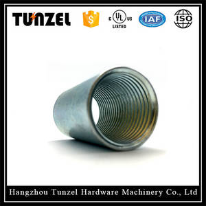Wholesale tube bender: Ul Listed Hot Dip Galvanized Steel Pipe Fitting Thread Rigid Coupling