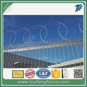 Wholesale pp sheet making machine: 358 High Security Fence for Backyard Fencing Project