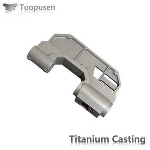 Wholesale machinery valve: Valve Body  Disc  Cover Titanium Investment Casting TPS