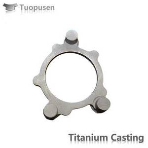 Wholesale invest: Titanium Investment Casting ASTM B367 Tuopusen