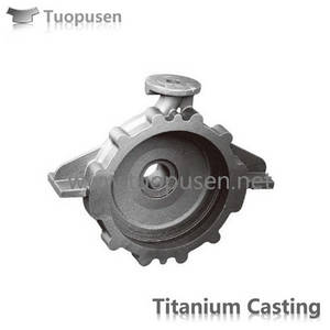 Wholesale golf product: Pump Casing  Titanium Investment Casting Graphite Mold