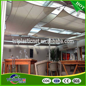 Wholesale Garden Greenhouses: Plastic Woven Garden Sun Shade Sail Net Germany Suppliers