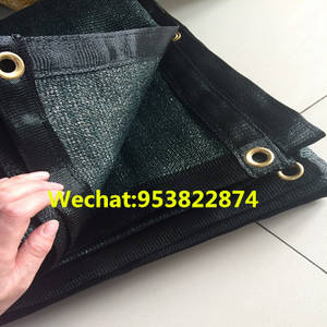 Wholesale fence mesh: Dark Green Fence Windscreen Privacy Screen Mesh Fabric Cover Shade Cloth