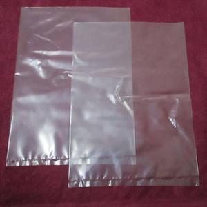Wholesale Shrink Film: Flat Bag