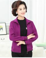 Women's New Autumn/Winter Hoodie Women's Casual Sportswear Jacket Morning Exercise Coat