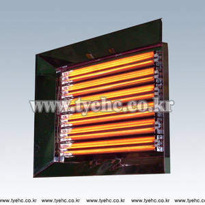 Wholesale red quartz tube: Heating Element Carbon Fiber Heater
