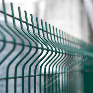 Wholesale Other Wire Mesh: 200x50mm 3D Wire Mesh Fence Panel