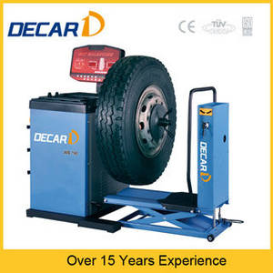 Wholesale led display: Used Truck Wheel Balancer with LED Display