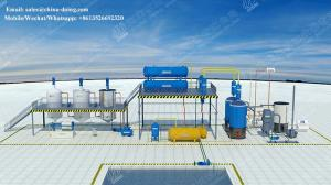 Wholesale hot sale in area: Used Engine Oil Distillation Plant in Factory Price