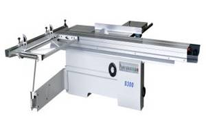 Wholesale woodworking saw: MDF Board Precision Slide Table Saw/Manual Woodworking 45 Degree and 90 Degree Panel Saw