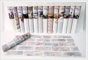 Wholesale korean paper: PIECE of Cake WALLPAPER