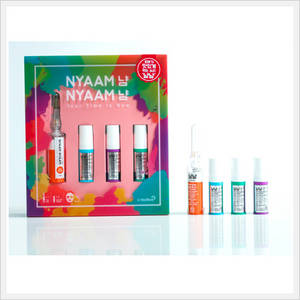 Wholesale hydro gel mask: NYAAM NYAAM Devide with Solution+Vita Serum