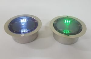Wholesale landscape light: Solar LED Landscape Light (Flush Type)