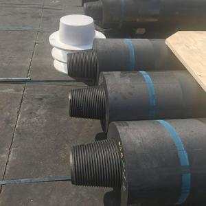 Wholesale graphite: RP UHP600 Graphite Electrode for Steel Industry