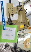 Jute Bag Sewing Machine and Needles,