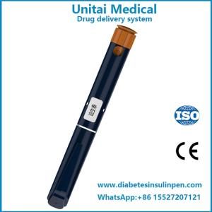 Wholesale disposable syringe: Disposable Pen Syringe for Insulin 1.5 Ml or 3 Ml Cartridge Insulin Pens