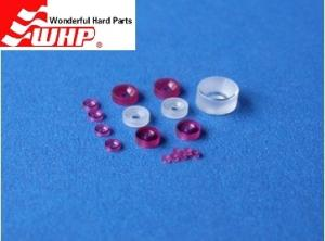 Wholesale cup head: WHP Ruby Nozzle Head Sapphire Nozzle Head Focusing Synthetic Sapphire Ruby Micro Hole Cup