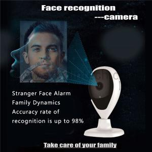 Wholesale facial recognition: Face Detection Facial Recognition Camera Smart Home Security Alarm