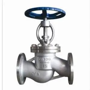 Wholesale flange stainless steel: Stainless Steel Flange Globe Valve