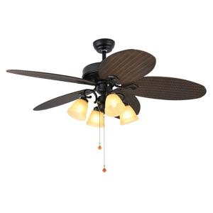 Wholesale ceiling light: Electrical Fan 52 Plastic Blades with  Lights Chandilier Ceiling Fan