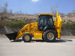 Wholesale backhoe: UNIONTO-388 Backhoe Loader in Good Price and Quality
