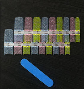 Wholesale packaging bag: Nail Polish Strip