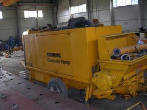 Wholesale Concrete Pumps: Schwing Stationary Concrete Pump