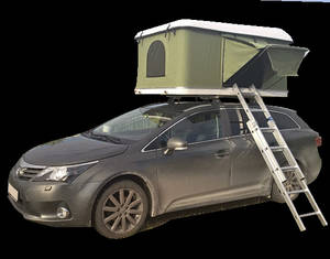 Wholesale adventure top tent: Hard Top Roof Tent