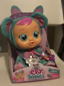 Wholesale Infant Toys & Games: Cry Babies Lala Interactive Doll