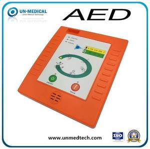 Wholesale Defibrillator: Medical Device First-Aid Portable Automatic Automated External Defibrillator Monitor Aed