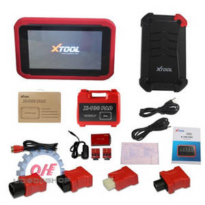 Wholesale bmw brake pad: XTOOL X100 PAD Tablet Key Programmer with EEPROM Adapter Support Special Functions